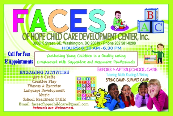 Faces Daycare