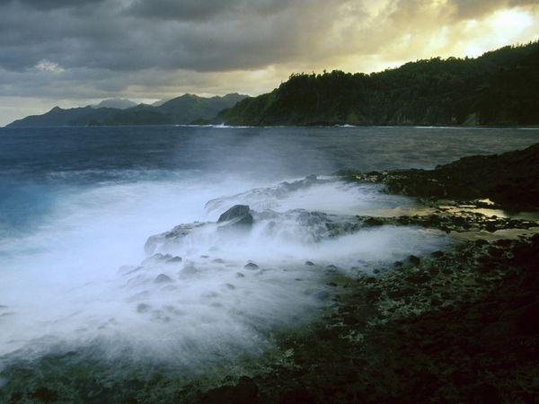 Jost van dyke karib life style for Black sand beach caribbean