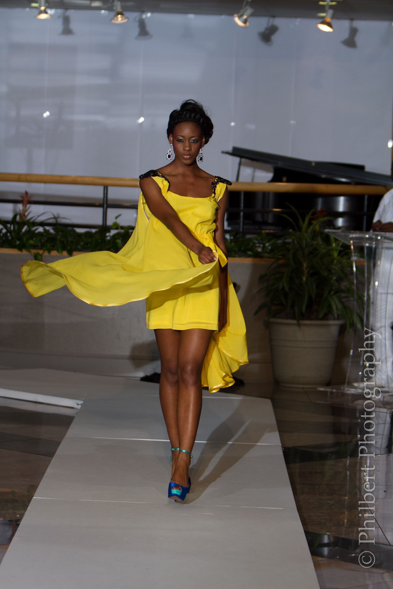 Caribbean Style Culture Awards Fashion Showcase