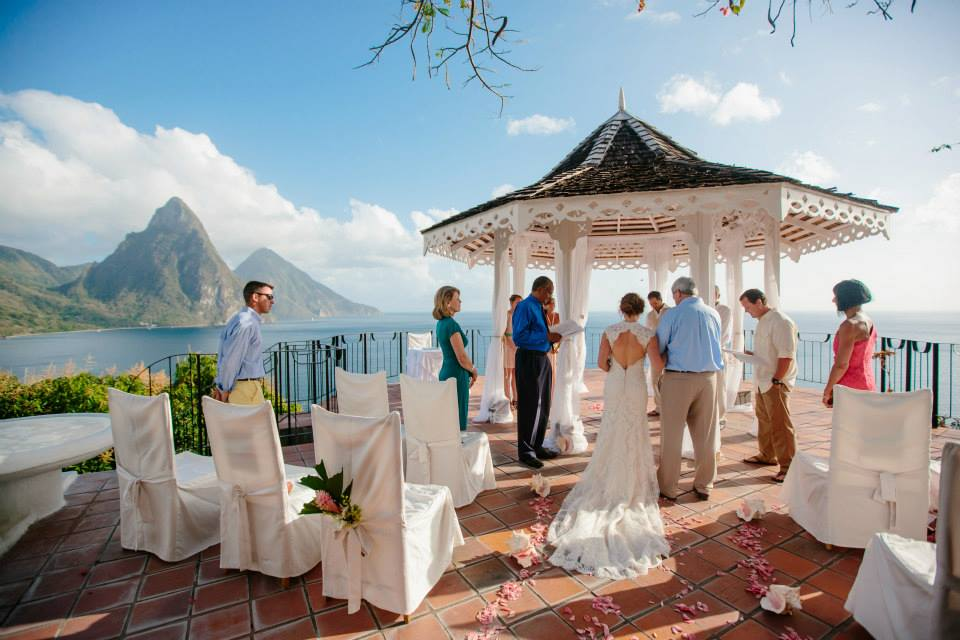 Awesome exotic caribbean weddings karib life style for Top caribbean wedding destinations