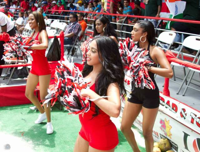 CPL T20 CHEER LEADRES