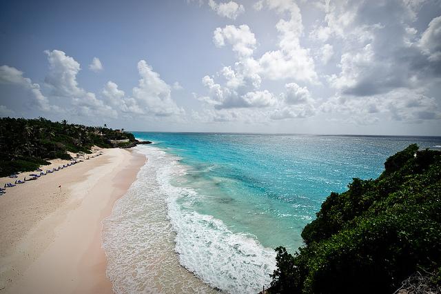 Barbados CRANE BEACH