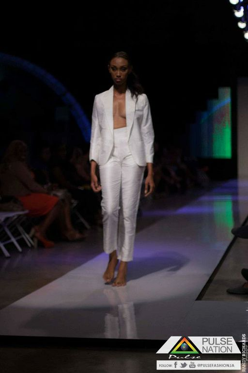 Kazz Forbes - Saint George Fashion House from Turks & Caicos