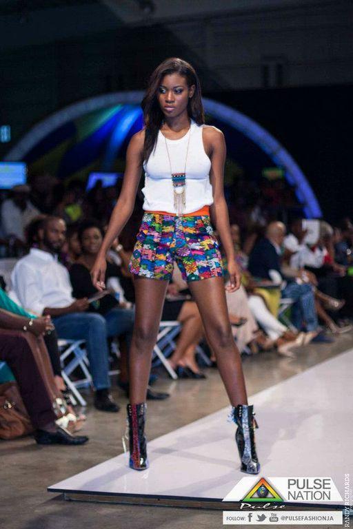 Raecine Williams - Wild/Free from U.S.A./Jamaica