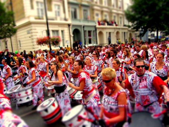Notting-Hill-Carnival-Parade-London