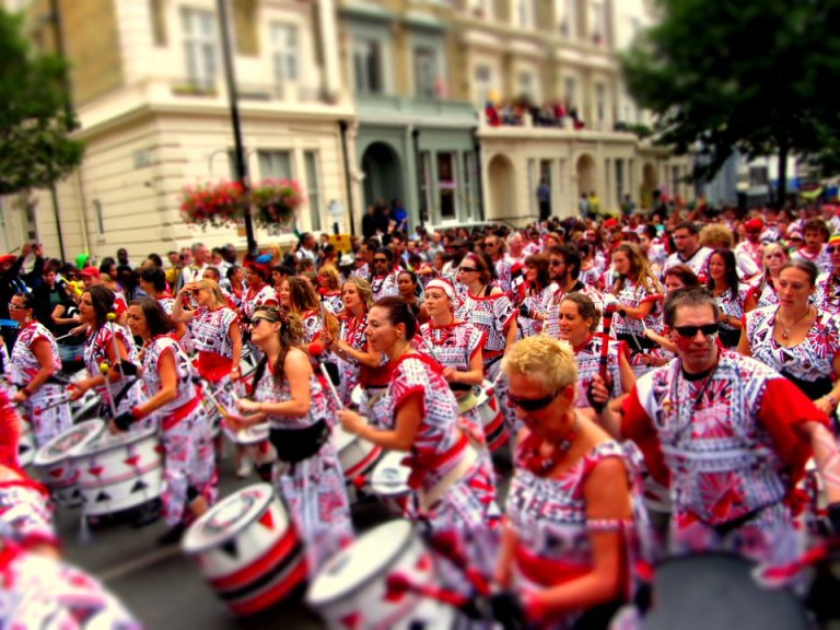 Notting-Hill-Carnival-Parade-London