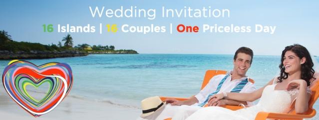 16 weddings