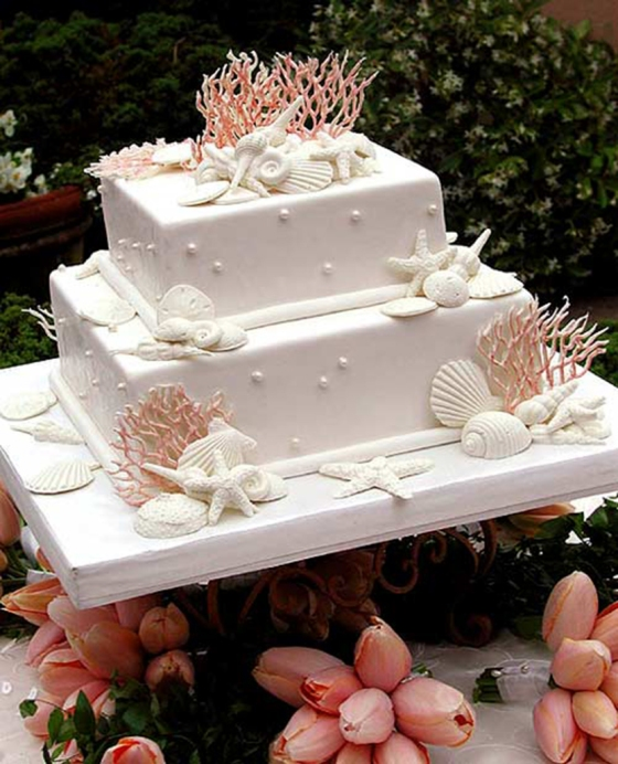 Wedding Cake 101 An Introduction To Wedding Cakes: 16 Weddings, 16 Islands, One Priceless Day 16 Couples