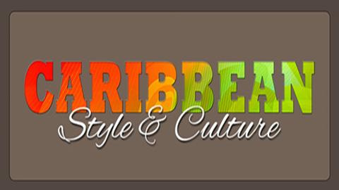 Caribbean Style & Culture Logo S