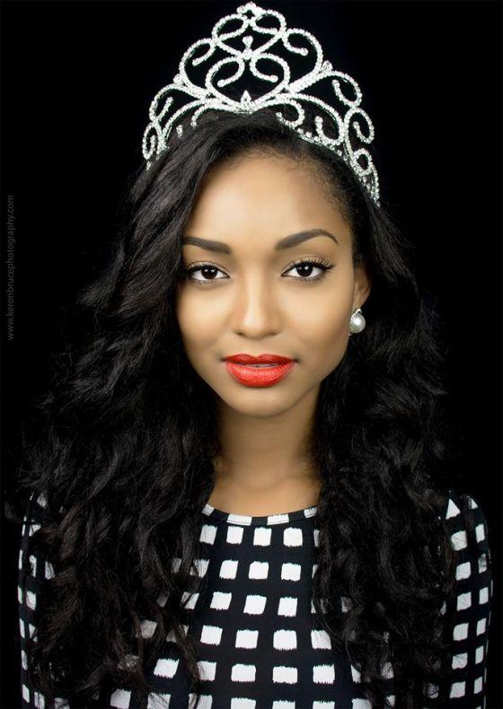 Miss Guyana Universe 2014