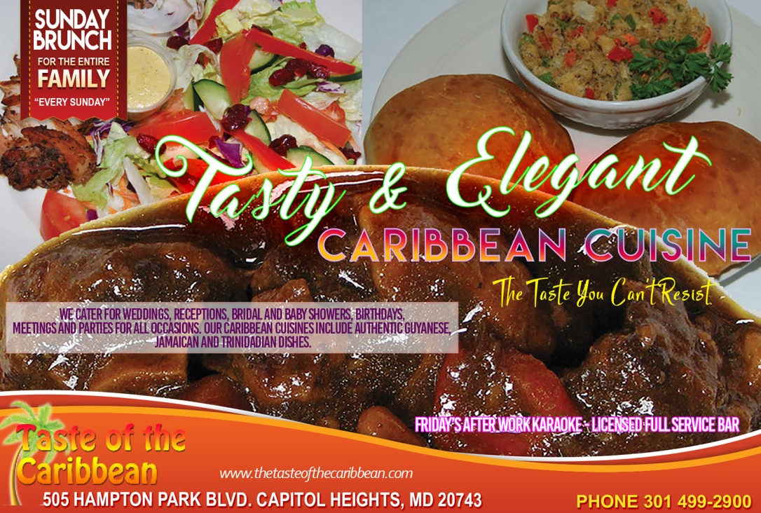 #2The-Taste-Of-The-Caribbean