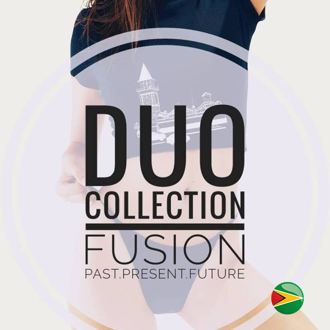 DUO COLLECTION LOGO GY